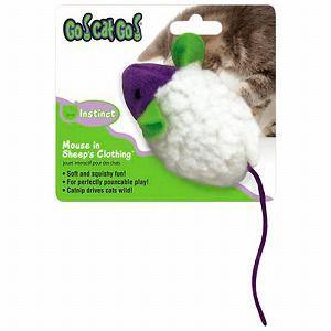 スーパーキャット 猫用おもちゃ GO! CAT GO! シープマウス GO-02 |get-square