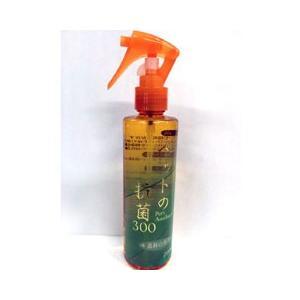 パーパス ペット用除菌スプレー ペットの抗菌300 森林の香り 200ml get-square