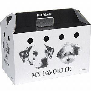 アラタ 業務用 ペット用キャリー 犬猫のキャリングケース 大 |get-square
