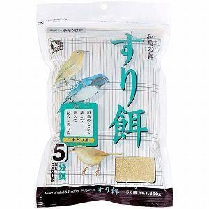 アラタ 小鳥用フード ワンバード すり餌 5分 こまどり用 350g |get-square