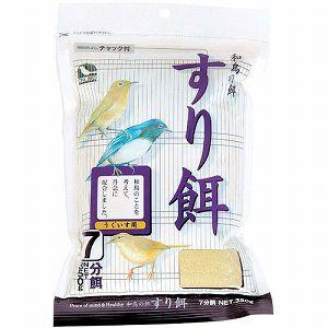 アラタ 小鳥用フード ワンバード すり餌 7分 うぐいす用 350g |get-square
