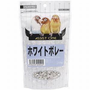 アラタ 小鳥用フード アシストONE ホワイトボレー 200g |get-square