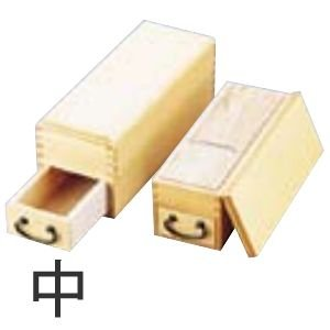 景陽工産 かつお削り器 木製かつ箱 スプルス材 中  get-square
