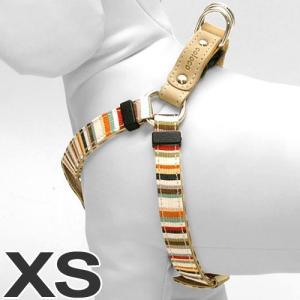 コロコ ブランチ ハーネス(犬 胴輪) XS マルチ |get-square