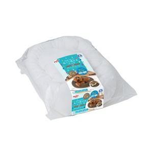 ペット用ベッド 犬 猫 ペティオ 着せ替えも楽しめる 丸ごと洗えるベッド S 本体単品(カバー別売り)|get-square