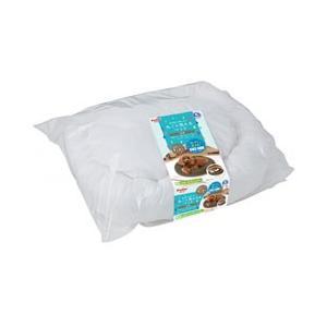 ペット用ベッド 犬 猫 ペティオ 着せ替えも楽しめる 丸ごと洗えるベッド M 本体単品(カバー別売り)|get-square