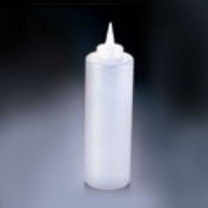 SA ディスペンサー 調味料入れ/調味料ボトル 720cc 目盛付き ホワイト |get-square