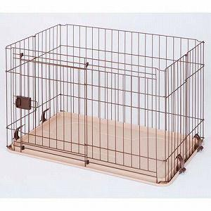マルカン 犬用サークル フレンドサークル スライドドア M DP-458  get-square