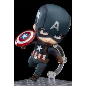 『アベンジャーズ/エンドゲーム』から「キャプテン・アメリカ」が登場 『アベンジャーズ/エンドゲーム』...