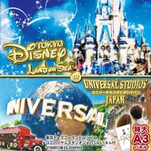 「東京ディズニーランドorシーやユニバーサルスタジオジャパンのチケット当選!」しかし、当選された方が...