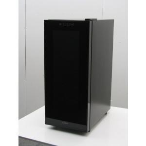 中古 ルフィエール電子式  ワインセラー 12本収納 LW-S12 ブラック 2015年製|getman