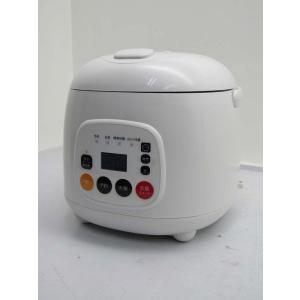 中古  SKジャパン エスケイジャパン 3合炊き マイコン炊飯器 SKJ-GZ05M ホワイト系 2014年製 getman