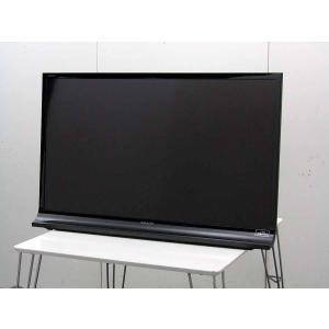 【中古 液晶テレビ】シャープ 40V型 フルハイビジョン 液晶テレビ アクオス LC-40J9 ブラック 2014年製|getman