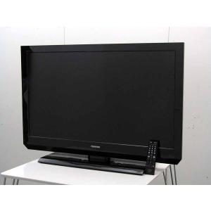【中古 液晶テレビ】東芝 40V型 フルハイビジョン 液晶テレビ REGZA 40AS2 ブラック 2011年製|getman