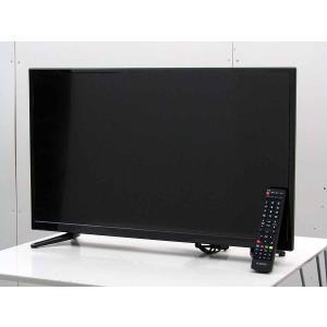 中古 液晶テレビ ティーズ 32V型 ハイビジョン 液晶テレビ LE-3210TS ブラック 2016年製 録画機能付き|getman
