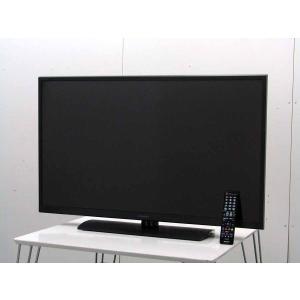 中古 液晶テレビ シャープ 40V型 フルハイビジョン 液晶テレビ LED AQUOS LC-40H11 ブラック 2014年製|getman