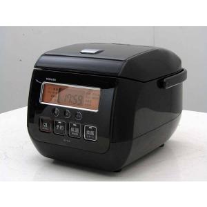 マイコン炊飯器 東芝 マイコン炊飯器 3合炊き RC-5SH ブラック 2014年製|getman