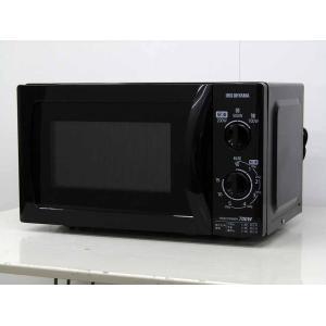 ●商品名:アイリスオーヤマ 単機電子レンジ 50Hz専用(東日本) MBL-17T5-B 17L ブ...
