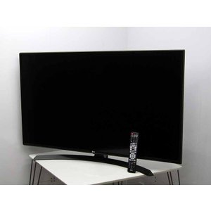 ●商品名:LG 49V型 4K対応 フルハイビジョン 液晶テレビ 49UJ630A 裏録対応 ブラッ...