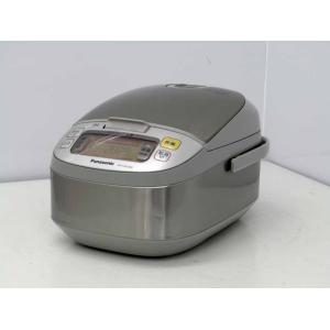 IH炊飯器 パナソニック SR-HVE1000 5.5合炊き ダイヤモンド銅釜 シルバー 2015年製   価格 安い おすすめ|getman