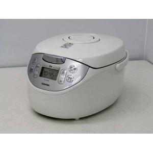 IH炊飯器 東芝 RC-10HK 5.5合炊き かまど銅コート釜 ホワイト  2016年製  価格 安い おすすめ|getman