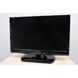 シャープ 19V型 ハイビジョン 液晶テレビ ブラック AQUOS LC-19K90-B 2014年製