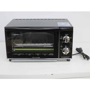 トースター 象印 オーブントースター こんがり倶楽部 ET-FT28 ブラック 2014年製|getman
