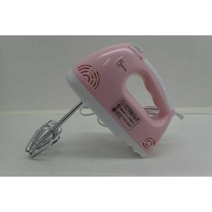 新品未使用 ヒロコーポレーション 電気ハンドミキサー HM-006 ピンク|getman