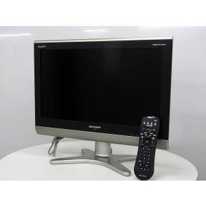 ●商品名:シャープ アクオス 20V型 ハイビジョン 液晶テレビ LC-20E5 2009年製  ●...