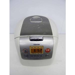 中古 マイコン炊飯器 東芝 マイコン炊飯器 2合炊き RC-18MSD ライトベージュ 2014年製|getman