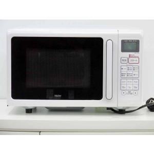 電子レンジ ハイアール オーブンレンジ ヘルツフリー JM-V16B ホワイト 2014年製|getman