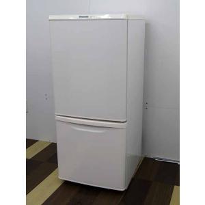 ●商品名:パナソニック 冷凍冷蔵庫 NR-TB146W-HG 138L ホワイト 2014年製  ●...
