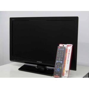 ●商品名:日立 26V型 ハイビジョン 液晶テレビ Wooo L26-H07(B) ブラック 201...
