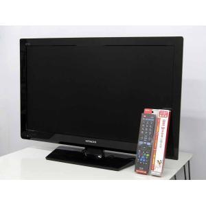 ●商品名:日立 32V型 ハイビジョン 液晶テレビ Wooo L32-H07(B) ブラック 201...