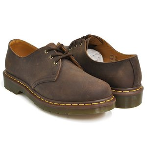Dr.Martens 1461 3EYE GIBSON SHOE 【ドクターマーチン 3 アイ ギブソン シューズ ホール】 GAUCHO CRAZY HORSE|gettry