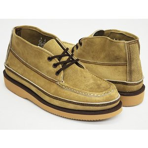 RUSSELL MOCCASIN SPORTING CLAYS CHUKKA 〔ラッセルモカシン スポーティング クレイ チャッカ〕 SAND / SAND / TAN (WIDTH E)|gettry