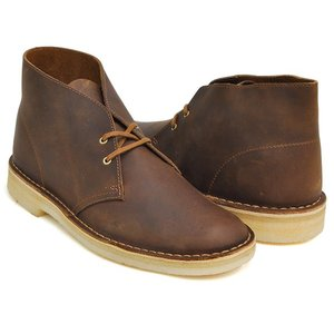 Clarks DESERT BOOT 【クラークス デザートブーツ】 BEESWAX WIDTH:G|gettry