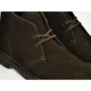 Clarks DESERT BOOT 【クラークス デザートブーツ】  BROWN SUEDE WIDTH:G gettry 03