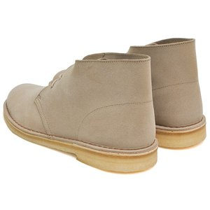 Clarks DESERT BOOT 【クラークス デザートブーツ】 SAND SUEDE WIDTH:G|gettry|02