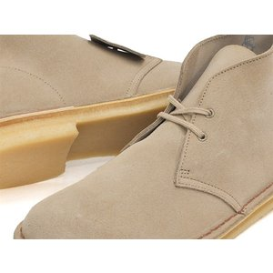 Clarks DESERT BOOT 【クラークス デザートブーツ】 SAND SUEDE WIDTH:G|gettry|03