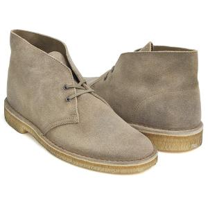 Clarks DESERT BOOT 【クラークス デザートブーツ】 TAUPE SUEDE WIDTH:G|gettry