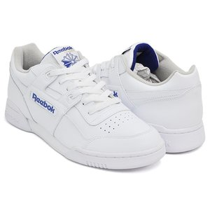 Reebok WORKOUT PLUS 【リーボック ワークアウト プラス】 WHT / ROYAL gettry