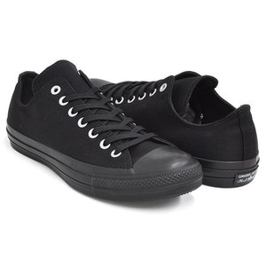 CONVERSE ALL STAR 100 COLORS OX 【コンバース オールスター 100周年 カラーズ オックス テンセル TENCEL】 BLACK MONOCHROME(1SC154)|gettry