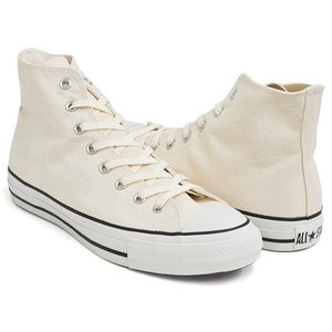 CONVERSE ALL STAR MUSENSHOKU-CANVAS HI 【コンバース オールス...