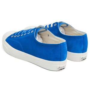 CONVERSE JACK PURCELL RET SUEDE 【コンバース ジャックパーセル レトロ スエード スウェード】 ROYAL BLUE (1CL405)|gettry|02