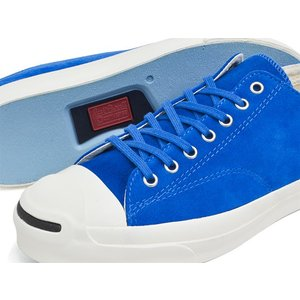 CONVERSE JACK PURCELL RET SUEDE 【コンバース ジャックパーセル レトロ スエード スウェード】 ROYAL BLUE (1CL405)|gettry|03