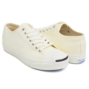 CONVERSE JACK PURCELL RET COLORS 【コンバース ジャックパーセル レトロ カラーズ】 WHITE (1CL535)|gettry
