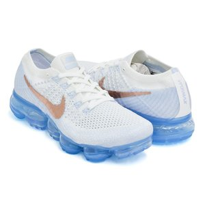 NIKE WMNS AIR VAPORMAX FLYKNIT 【ナイキ ウィメンズ エア ヴェイパーマックス フライニット】 SUMMIT WHITE / MTLC RED BRONZE|gettry