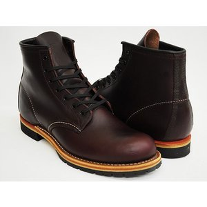 REDWING ROUND TOE BECKMAN BOOTS #9011 〔レッドウィング ラウンド トゥ〕 〔ベックマン ブーツ〕 BLACK CHERRY ''FEATHERSTONE'' WIDTH:D|gettry