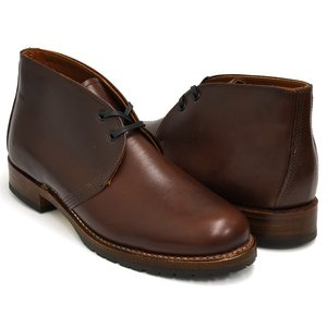 RED WING BECKMAN CHUKKA BOOTS #9017 【レッドウィング  ベックマン チャッカ ブーツ】 ANTIQUE CIGAR ''FEATHERSTONE'' WIDTH:D|gettry